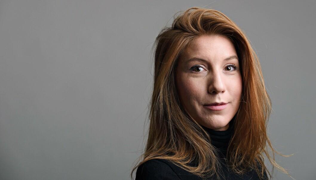 DØD: Den svenske journalisten Kim Wall ble bare 30 år gammel. Nå ønsker familien at minnet av henne skal leve videre i form av Kim Wall Memorial Fund. Foto: NTB Scanpix