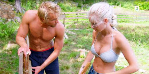 image: Reagerer på «Farmen»-klipping: - Bare en bikinikropp