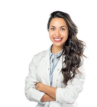 EKSPERTEN: Kosmetisk lege Rolah Osman Lønning. FOTO: Privat