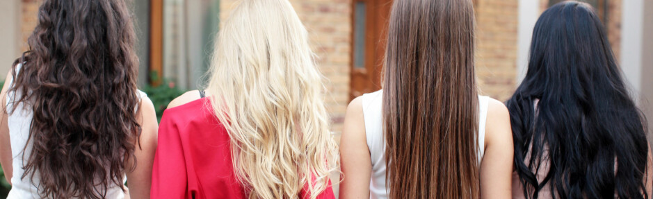HÅRFARGE: De fleste av oss kler én hårfarge hakket bedre enn andre. Sjekk hvordan du kan finne ut hvilke nyanse som gjelder for deg! FOTO: Scanpix