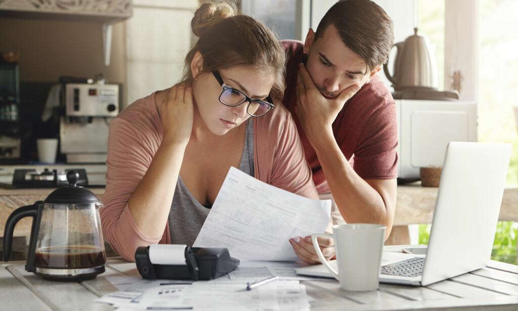 VALGETS KVAL: For mange er det vanskelig å vite om de skal ha fast eller flytende rente på lånet sitt. Innen 17. oktober må du ta en avgjørelse angående studielånet ditt i Lånekassen. Foto: Wayhome Studio/Shutterstock/NTB Scanpix.