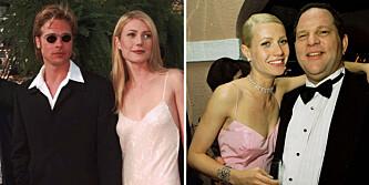 - Brad Pitt truet Harvey med juling etter det han gjorde mot Gwyneth