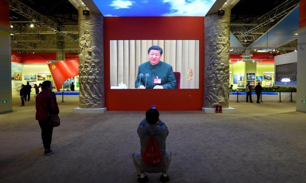 image: Xi Jinping er en «virvelvind av karisma!»