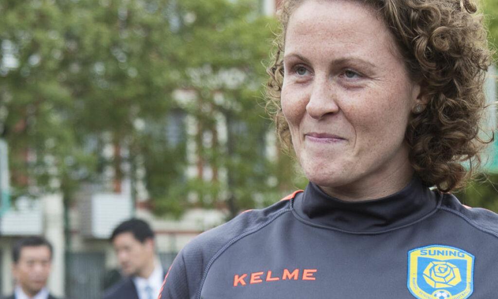 image: Isabell Herlovsen mener Ada Hegerberg tok for stor plass