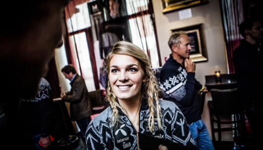 <strong>SKEPTISK:</strong> Nina Løseth tror - i motsetning til Aleksander Aamodt Kilde - at Lindsey Vonn vil bli knust av gutta. Foto: Christian Roth Christensen / Dagbladet