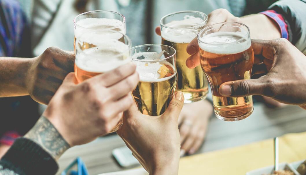 LETT-ØL: Sparer deg for kalorier på grunn av lavere alkoholinnhold. FOTO: NTB Scanpix