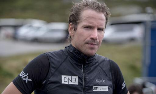 image: Hegle Svendsen: - Tror dette blir mitt siste OL
