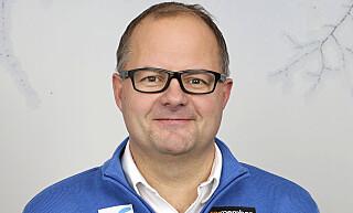 ALPINT: Sportssjef i alpint, Claus Ryste. Foto: Vidar Ruud / NTB scanpix