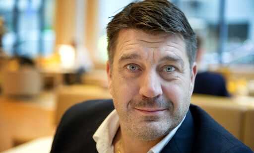 SVENSK SJEF: Sveriges langrennssjef Johan Sares. Foto: Jessica Gow / TT