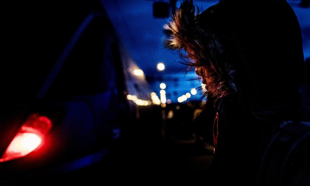 PÅ FLUKT: Asylsøkeren Armin er en av flere ungdommer som rømmer fra Norge denne høsten for å unngå tvangsretur til Afghanistan. Foto: Christian Roth Christensen / Dagbladet