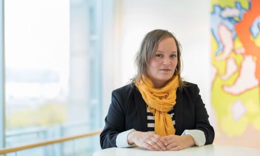 KRITISK: Line Endresen Normann, direktør i Virke Reiseliv.