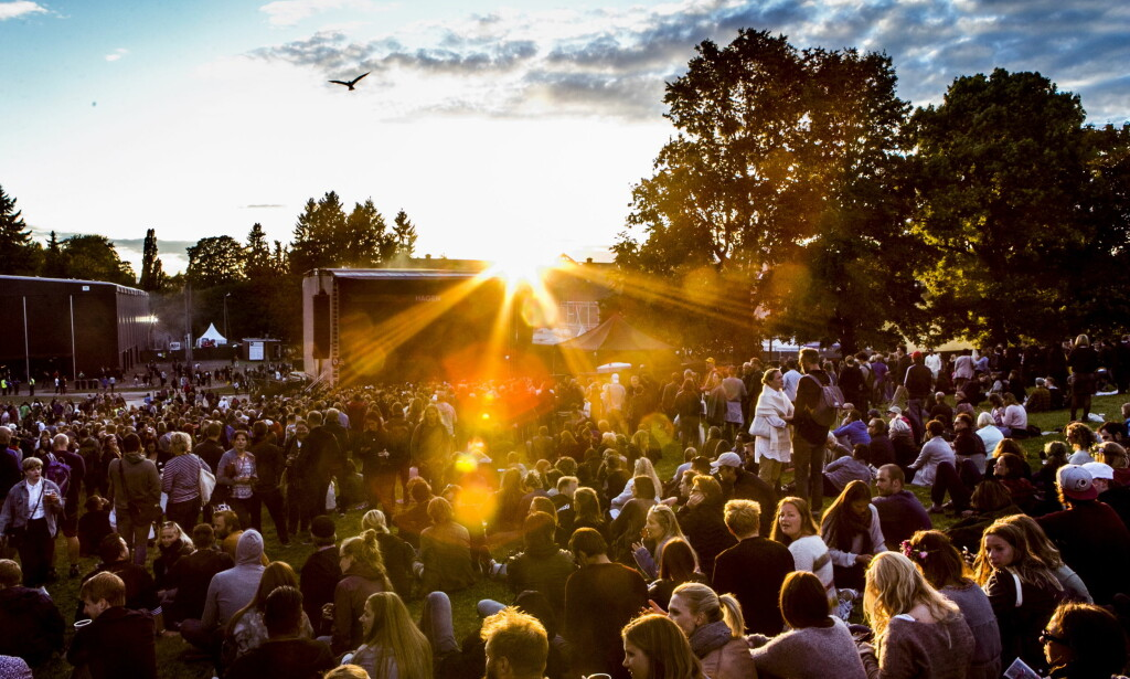 KAMP OM PENGENE: Kulturrådet savner en satsing både på den frie kunsten og den nye festivalstøtteordningen. Her fra Øyafestivalen. Foto: Christian Roth Christensen