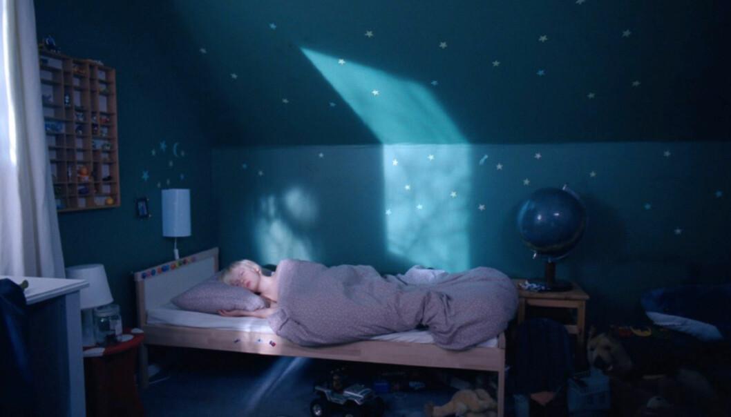 DET UKJENTE: Handlingen i «Skyggenes dal» tar for seg det som foregår i en seksårings univers. Foto: Marius Matzow Gulbrandsen