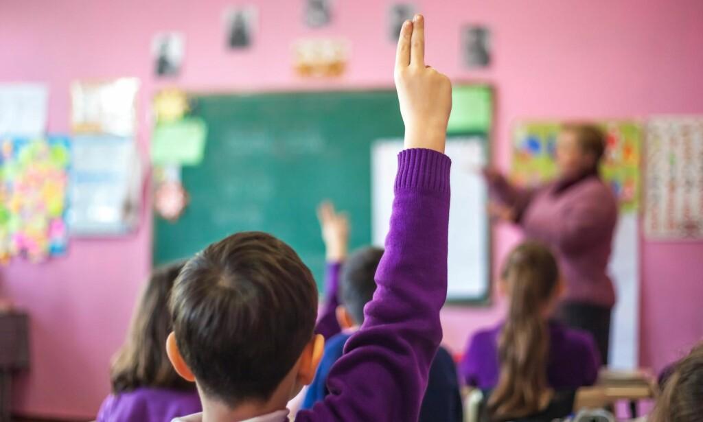 SAMARBEID: Utdanningsforbundet vil invitere utdanningsmyndighetene inn i et samarbeid for å skaffe mer kunnskap om skolens vurderingsformer, skriver artikkelforfatteren. Foto: Shutterstock / NTB Scanpix