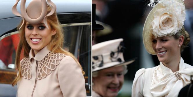 Begge er dronning Elizabeths barnebarn - Derfor er bare én av dem prinsesse