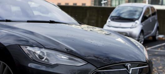 Arbeiderpartiet: nei til Tesla-avgift