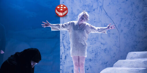 image: Noen snakker om den kristne kulturarven. Trøndelag Teater gjør den.