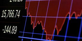 image: Pengefondet advarer om ny finanskrise: - Det kan ha gått for langt