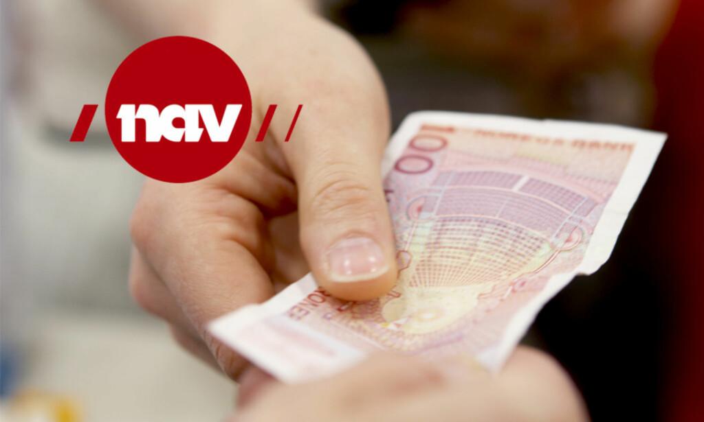 KLAGE PÅ VEDTAK? Sier Nav nei til å betale ut støtte som du mener du har krav på? Da bør du klage på vedtaket. Foto: NTB Scanpix