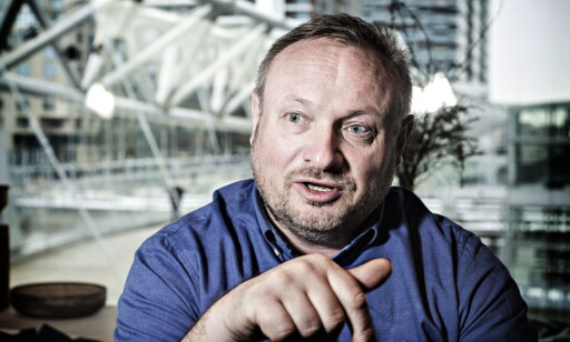 FRYKTELIG TRIST: Bent Stiansen har vært mye på bocuse-familiens restaurant. Foto: Hans Arne Vedlog  / Dagbladet