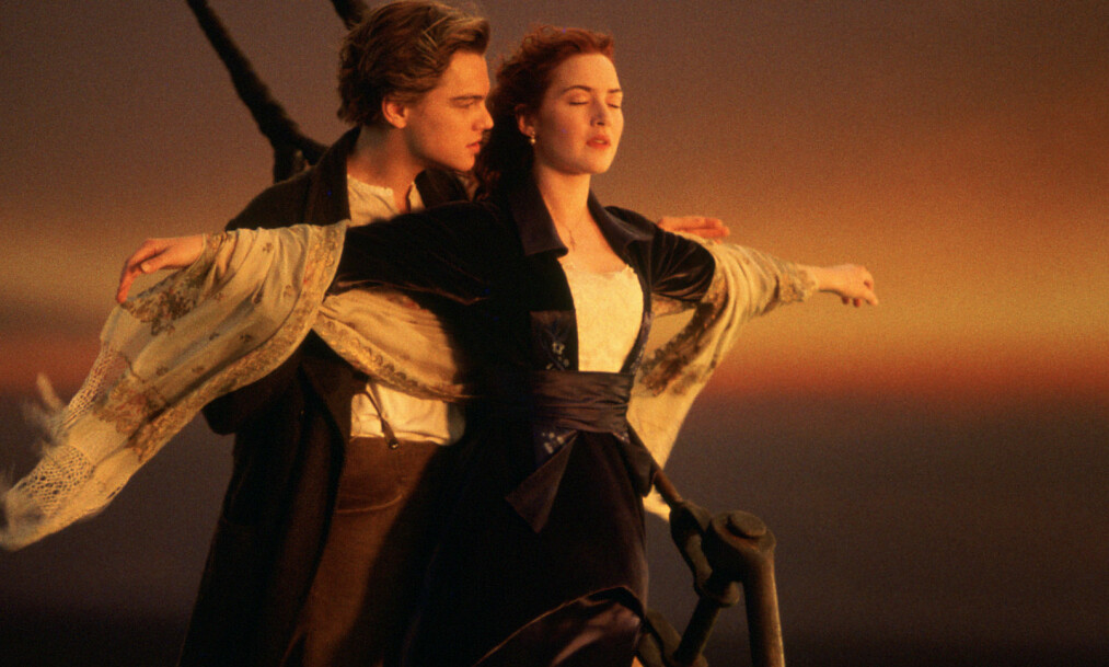 <strong>KLASSIKER:</strong> «Titanic» er en klassiker, 20 år etter, fortsetter den å berøre oss. Filmen ble det gjennombruddet for Kate Winslet og Leonardo DiCaprio. Foto: 20th Century Fox