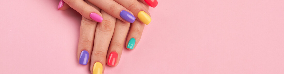 FARGERIKE: Hvis du er glad i sterke neonfarger, kan det bety at du er utadvendt og eventyrlysten. FOTO: Scanpix
