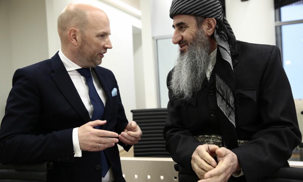 REPRESENTERER KREKAR: Brynjulf Meling. Foto: Nina Hansen / Dagbladet