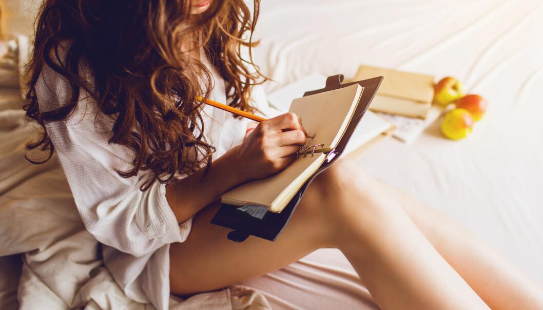REALISTISKE MÅL: Skriv en liste med det du ønsker å oppnå, og lag en plan for hvordan du skal sette i gang. Foto: Scanpix.