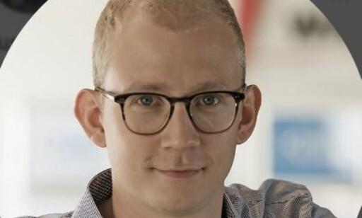 TRENGER IKKE PASSORD: Hackerne kan stikke av med data som flyter mellom enhetene dine, sier sikkerhetskonsulent Christian August Holm Hansen. Foto: LinkedIn