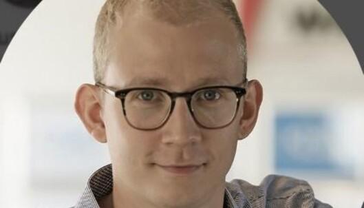 <strong>TRENGER IKKE PASSORD:</strong> Hackerne kan stikke av med data som flyter mellom enhetene dine, sier sikkerhetskonsulent Christian August Holm Hansen. Foto: LinkedIn
