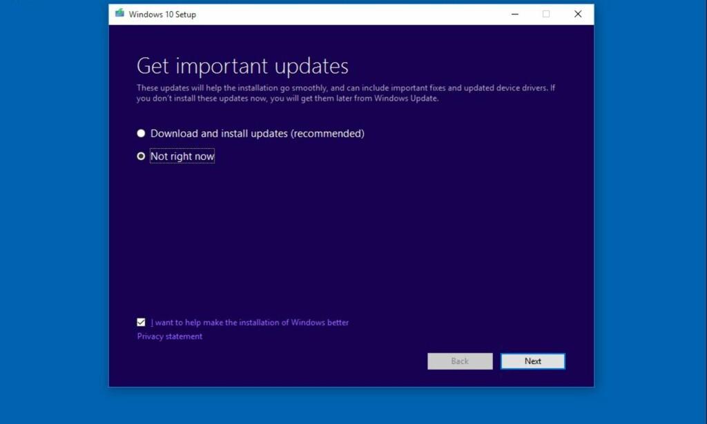 WINDOWS KLAR: Microsoft oppdaterte allerede 10. oktober. Apple fulgte like etter. Foto: Microsoft