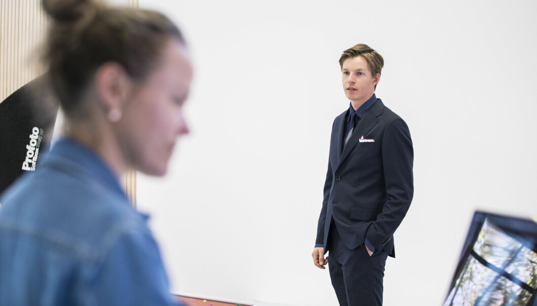 GULLKANDIDAT: Etter to X-Games-gull på rappen, er Øystein Bråten en soleklar gullkandidat i Pyeongchang. Foto: NTB scanpix