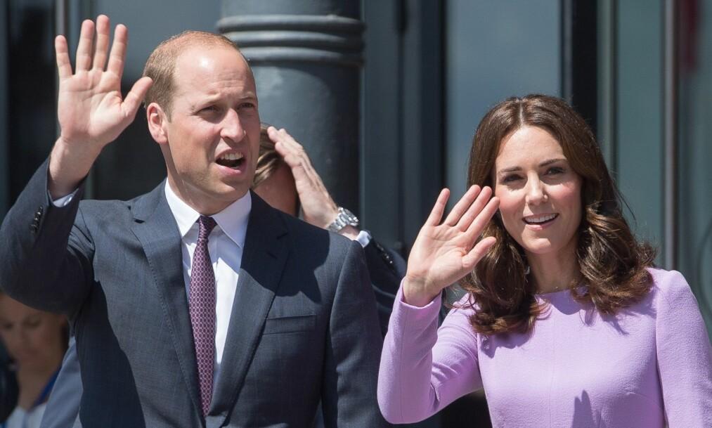 <strong>FOR MYE:</strong> Prins William og Hertuginne Kate skal ha krevd for mye av hushjelpen. Foto: Shutterstock