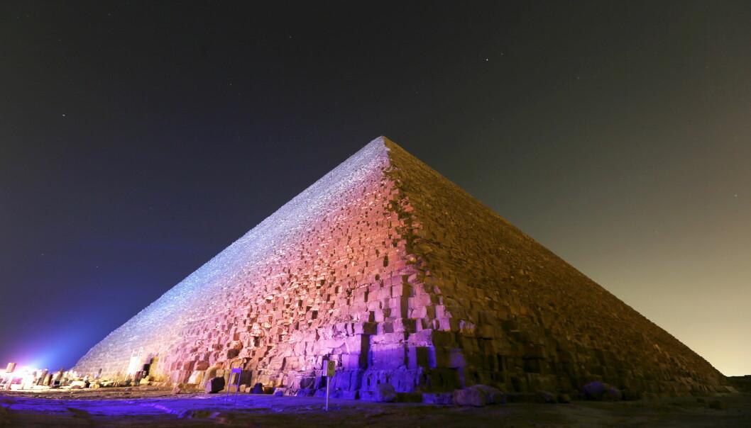 <strong>OPPSIKTSVEKKENDE:</strong> Gjennom 3000 år, nærmest fra begynnelse til slutt, ble oldtidas Egypt regnet som verdens mest avanserte sivilisasjon. Nå hevder en oppsiktsvekkende ny studie at det hele kan ha tatt slutt som følge av vulkanutbrudd og klimaendringer. Foto: Mohamed Abd El Ghany / Reuters / NTB Scanpix