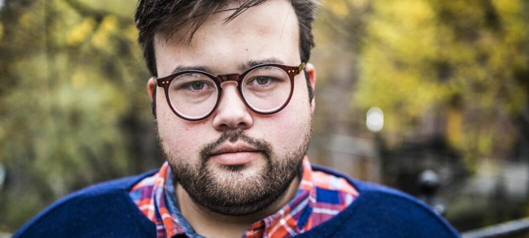Jørgen foss innlagt på sykehus etter brutalt ran