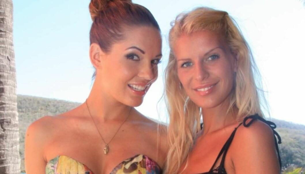 <strong>KOLLEGER:</strong> Mari Haugersveen har tidligere jobbet som stylist for programleder Triana Iglesias under innspillingen av realityserien «Paradise Hotel». Foto: Sølve Hindhamar, Seoghør.no