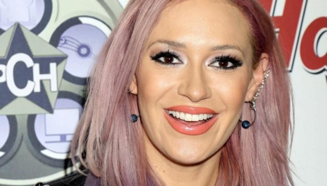 SNAKKET UT: Kaya Jones, som en periode var med i The Pussycat Dolls, hevder at hun og andre medlemmer i gruppen ble utsatt for misbruk på starten av 2000-tallet. Foto: KCR/REX/Shutterstock/ NTB scanpix