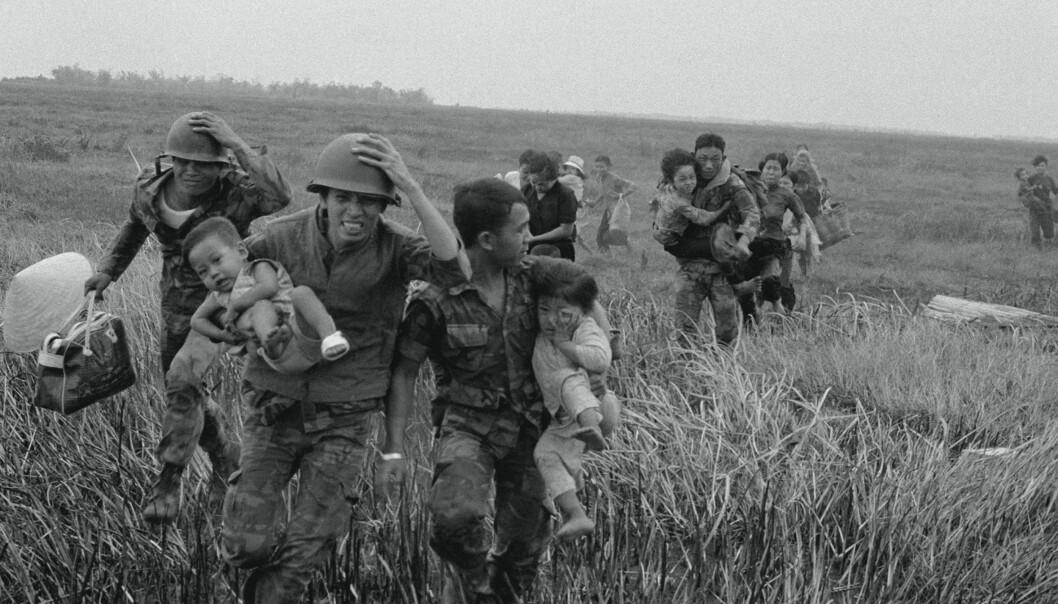 <b>EN BRAGD:</b> Den monumentale dokumentaren «The Vietnam War» er obligatorisk fjernsyn, mener Dagbladets anmelder. Foto: PBS/NRK