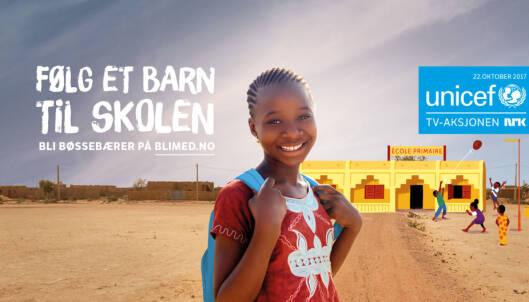 FANTA CAMARA: 10-åringen måtte flykte fra på grunn av konflikten nord i Mali. FOTO: Unicef