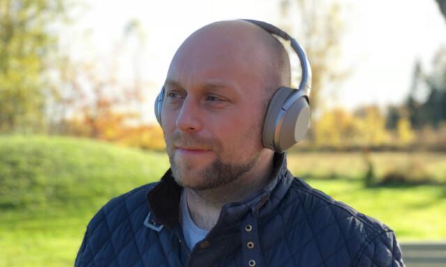 b1e912323 TEST: Sony WH-1000XM2 - Den beste støydempingen har blitt enda litt ...