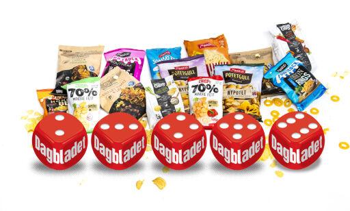 image: Vi testet den nye chipsen og snacksen: - En fest i munnen!