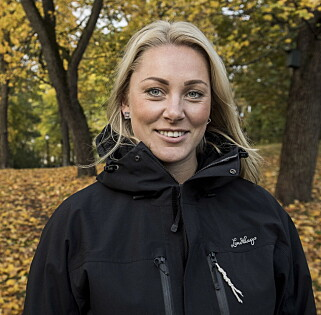 SINT: Karianne Amlie Wahlstrøm fikk nok av Geir Magne Haukås i kveldens «Farmen»-episode. Foto: Lars Eivind Bones / Dagbladet