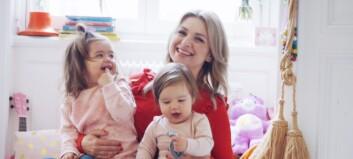 Claudia (39) har fått mye kritikk etter at hun valgte å være hjemme med barna sine