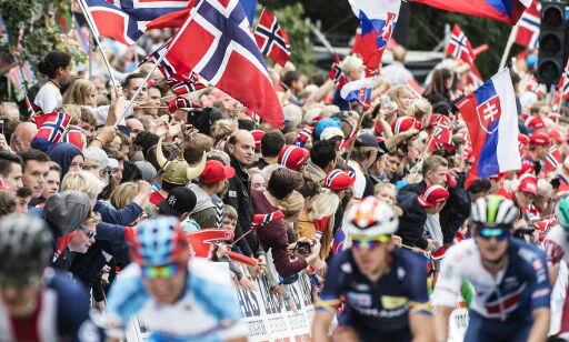 image: BT: Sykkel-VM i fare for å miste halve underskuddsgarantien