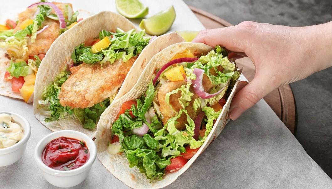 SUNNERE: Fisk, kjøtt eller vegetarisk. Ikke vær redd for å prøve noe nytt. Kanskje til og med ananas? Foto: Scanpix.