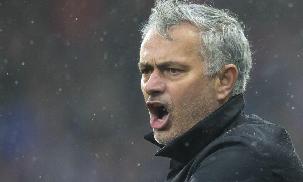 image: Mourinho raser mot påstander om at han vil forlate United