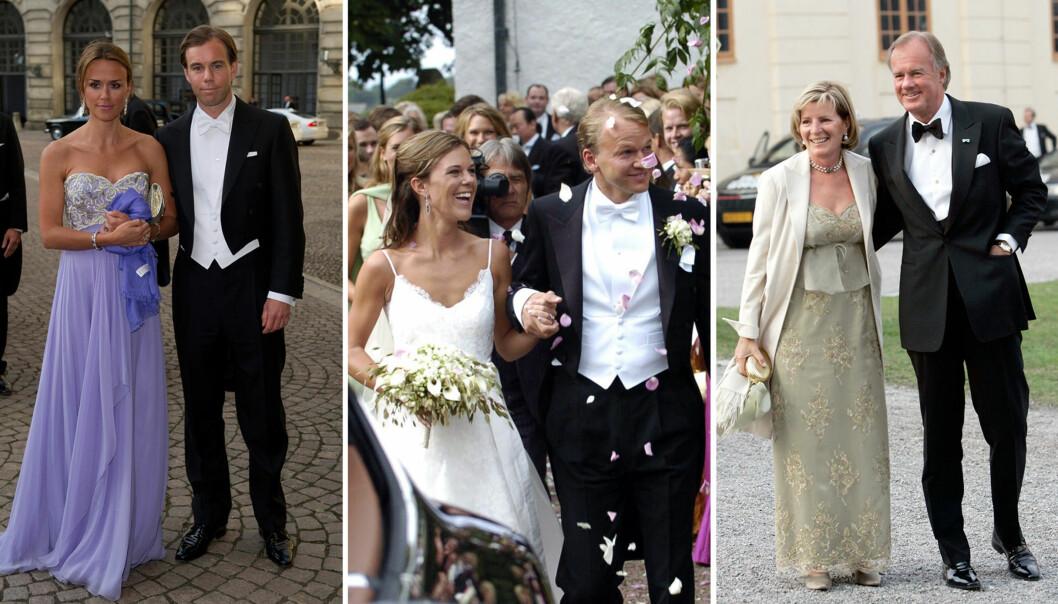 HOLDER EN LAV PROFIL: Persson-familien er Sveriges aller rikeste familie, men likevel lever de overraskende anonyme liv. Her er en del av den oppsiktsvekkende historien til familien. Foto: NTB scanpix