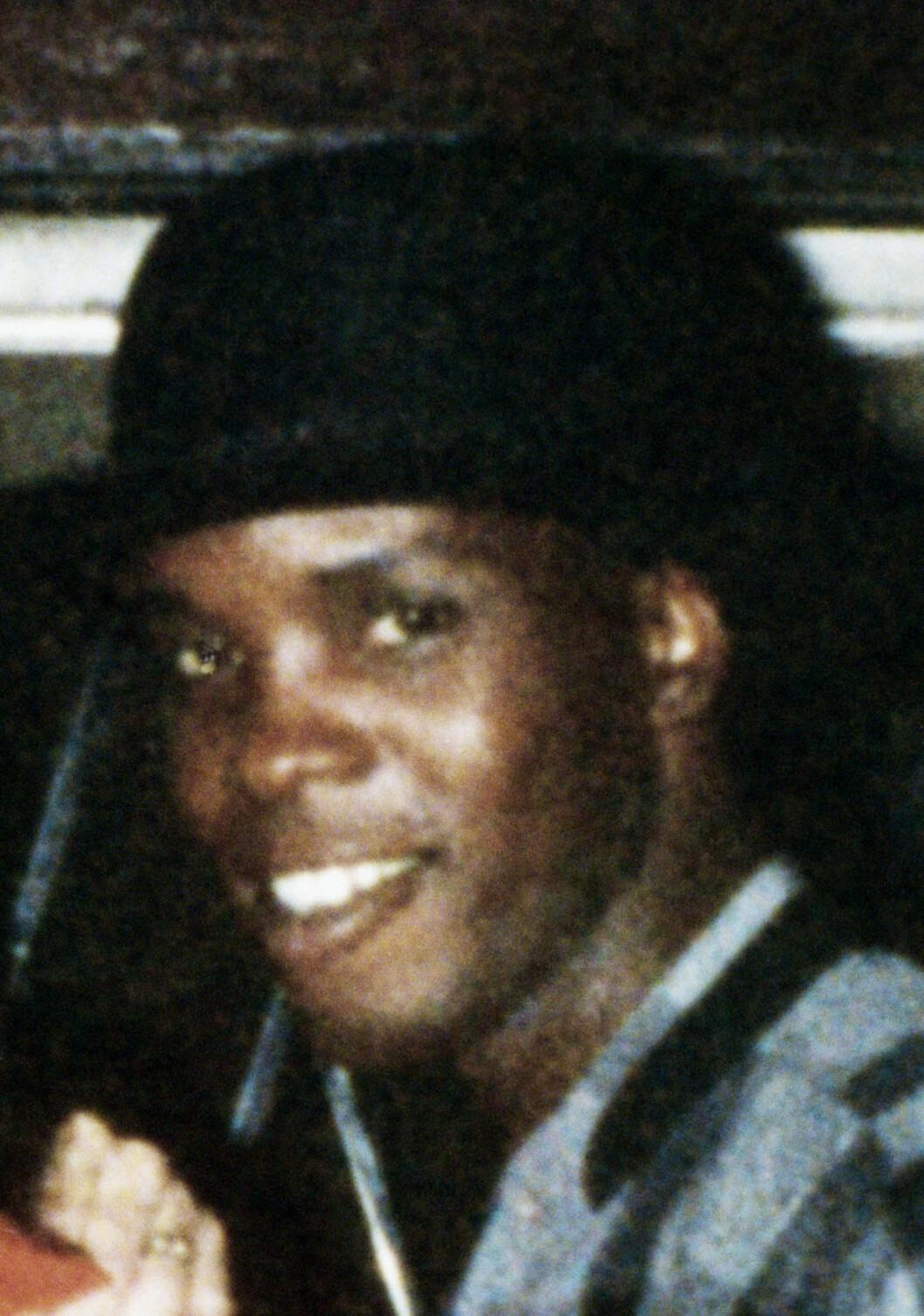 DREPT:  Edward W. Smith ble drept 14. juni 1990. Han ble bare 27 år gammel. Foto: NTB Scanpix