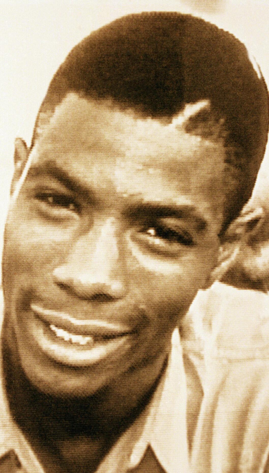 DREPT: Ernest Miller ble bare 22 år gammel. Han ble drept 2. september 1990 av Jeffrey Dahmer. Foto: NTB Scanpix