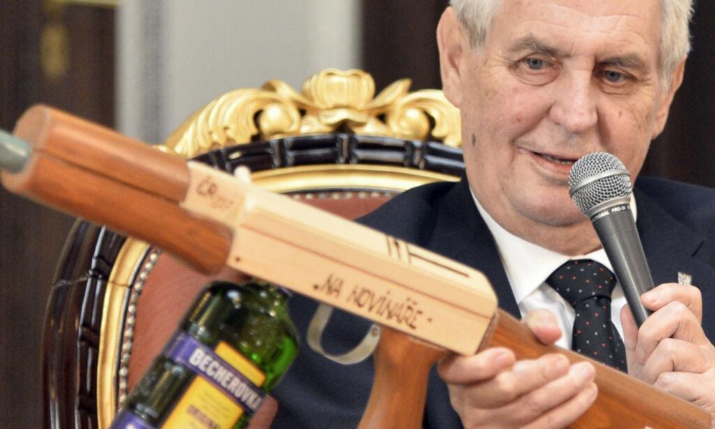 image: Eventyrlandet Tsjekkia har fått en ny Askepott